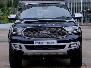 Ford Everest Titanium Biturbo New 2021, cập bến