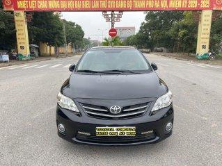 Toyota Corolla Altis 1.8G AT cuối 2011, số tự động, màu đen 1 chủ mua đi từ mới, full 20 triệu đồ chơi xe