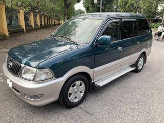 Bán xe Zace GL 2003, màu xanh dưa