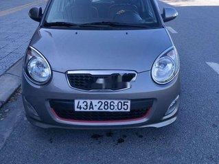 Xe Kia Morning năm sản xuất 2010, màu xám, xe nhập chính chủ, 210 triệu