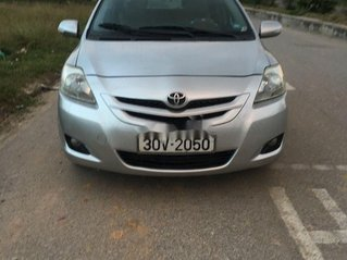 Cần bán lại xe Toyota Vios đời 2009, màu bạc chính chủ, giá 258tr