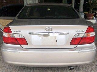 Bán Toyota Camry đời 2003, màu bạc, 292tr