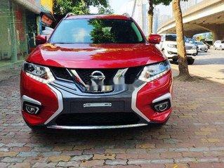 Bán Nissan X trail 2018, màu đỏ, xe nhập số tự động, giá tốt