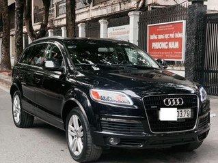 Cần bán gấp Audi Q7 đời 2009, màu đen, nhập khẩu nguyên chiếc còn mới, giá tốt