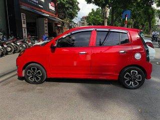 Bán xe Kia Morning sản xuất năm 2010, màu đỏ còn mới