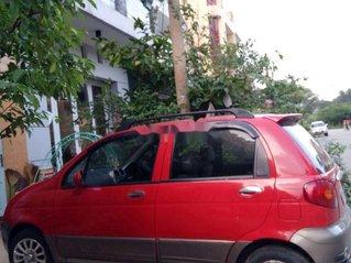 Xe Daewoo Matiz sản xuất năm 2006, màu đỏ, nhập khẩu nguyên chiếc