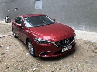 Bán ô tô Mazda 6 sản xuất năm 2017, màu đỏ, nhập khẩu