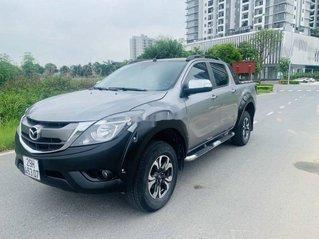 Cần bán xe Mazda BT 50 sản xuất 2017, màu xám, xe nhập còn mới, 500 triệu