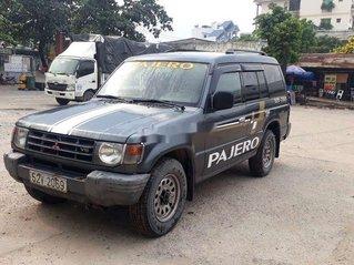 Cần bán gấp Mitsubishi Pajero năm 2002, nhập khẩu