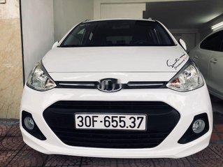 Bán Hyundai Grand i10 năm 2016, màu trắng chính chủ