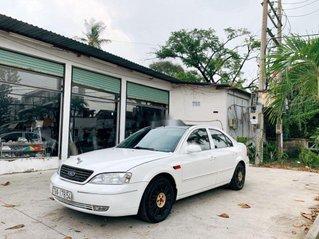Cần bán gấp Ford Mondeo 2003, màu trắng