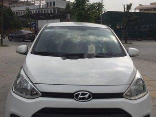 Cần bán Hyundai Grand i10 đời 2016, màu trắng, nhập khẩu nguyên chiếc