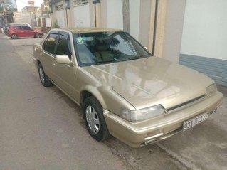 Bán ô tô Honda Accord năm sản xuất 1990, màu xám, nhập khẩu, giá 48tr