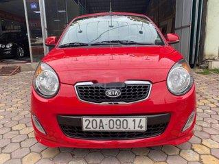 Cần bán gấp Kia Morning sản xuất năm 2010, màu đỏ, xe nhập còn mới, giá chỉ 232 triệu