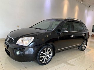 Bán xe Kia Carens sản xuất 2014, màu đen chính chủ, giá 390tr