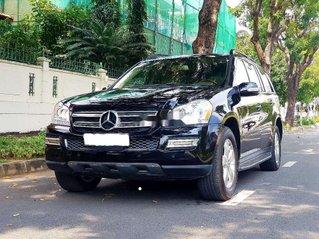 Cần bán Mercedes GL450 năm sản xuất 2007, nhập khẩu, giá chỉ 625 triệu