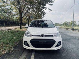 Bán ô tô Hyundai Grand i10 đời 2016, màu trắng, nhập khẩu nguyên chiếc chính chủ, giá 335tr