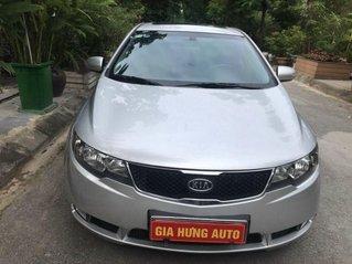 Cần bán lại xe Kia Forte đời 2009, màu bạc, xe nhập