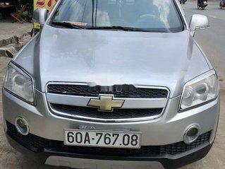 Bán Chevrolet Captiva 2007, màu bạc chính chủ