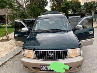 Xe Toyota Zace sản xuất năm 2003 chính chủ, giá chỉ 179 triệu