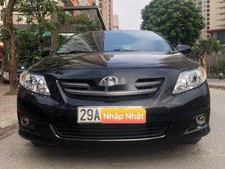 Cần bán Toyota Corolla Altis sản xuất năm 2009, nhập khẩu