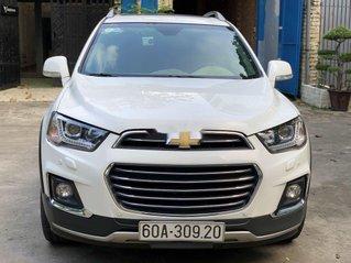 Bán Chevrolet Captiva năm 2016, màu trắng chính chủ