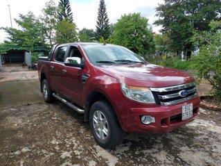 Bán xe Ford Ranger đời 2015, màu đỏ, nhập khẩu nguyên chiếc