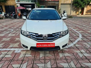 Bán xe Honda City 2013, màu trắng còn mới, giá chỉ 379 triệu