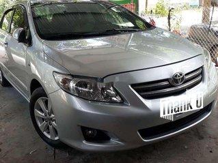 Cần bán gấp Toyota Corolla Altis năm 2009, xe một đời chủ giá ưu đãi