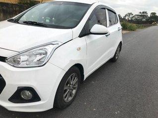 Cần bán Hyundai Grand i10 2015, màu trắng, 215 triệu