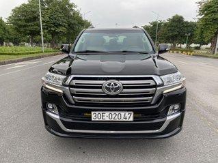 Toyota Land Cruiser VX 2015 4.6, màu đen