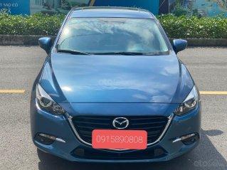 Bán Mazda 3 2017, màu xanh