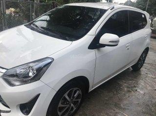Cần bán lại xe Toyota Wigo năm 2019, màu trắng, xe gia đình, giá 370 triệu đồng