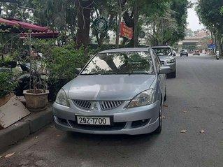 Cần bán lại xe Mitsubishi Lancer năm sản xuất 2007, màu bạc
