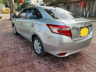 Bán ô tô Toyota Vios sản xuất năm 2014, màu bạc, 400 triệu