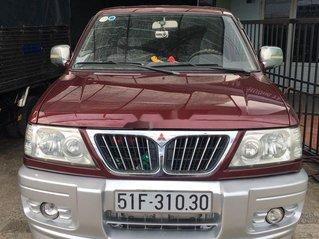 Xe Mitsubishi Jolie sản xuất năm 2002, màu đỏ