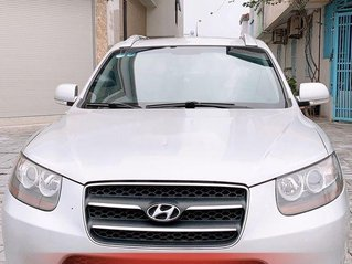 Bán Hyundai Santa Fe sản xuất năm 2009, màu bạc, nhập khẩu, ít sử dụng