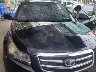 Bán Daewoo Lacetti sản xuất 2010, màu đen còn mới, 260 triệu
