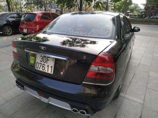 Cần bán Daewoo Nubira đời 2005, màu đen, xe nhập, giá 75tr