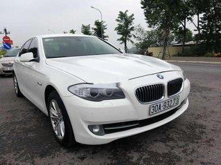 Cần bán lại xe BMW 5 Series 520i sản xuất 2012, màu trắng, nhập khẩu, giá tốt