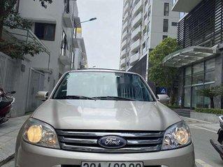 Bán Ford Escape sản xuất 2009, màu ghi vàng