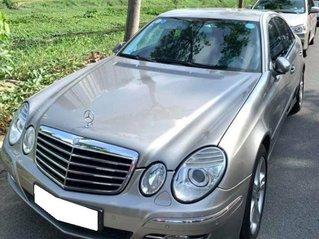 Gia đình cần bán xe E200 Kompressor năm 2008, giá chỉ 346 triệu