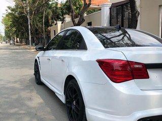 Bán Daewoo Lacetti sản xuất 2011, màu trắng, xe nhập chính chủ