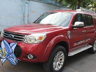 Cần bán Ford Everest năm sản xuất 2014, màu đỏ còn mới
