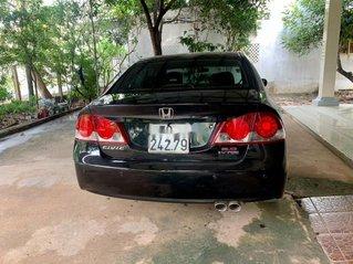Bán Honda Civic đời 2008, màu đen chính chủ, giá tốt