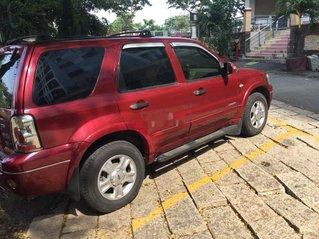 Bán Ford Escape đời 2005, màu đỏ, nhập khẩu chính chủ