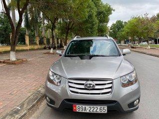 Bán gấp chiếc Hyundai Santa Fe sản xuất năm 2009, xe nhập