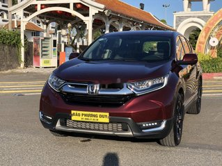 Bán xe Honda CR V đời 2019, màu đỏ, xe nhập chính chủ