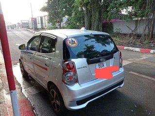 Bán xe Kia Morning sản xuất năm 2011, màu bạc, xe nhập chính chủ
