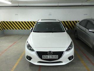 Bán Mazda 3 sản xuất 2015 còn mới, giá tốt, xe một đời chủ